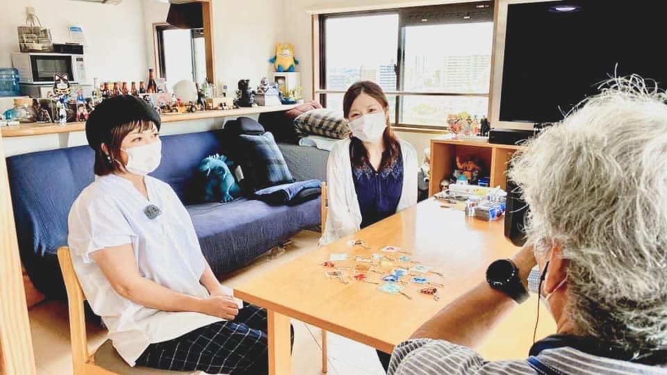 20200804_テレビ_KKT「てれビタ」(豪雨災害支援 アクリルキーホルダー)_2